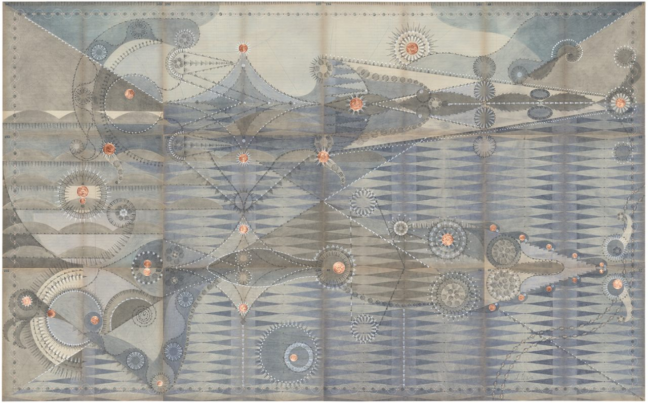 Tide Fulcrum & The Motion of Fixed Stars | Bathing Constellation, Dusk, 2012