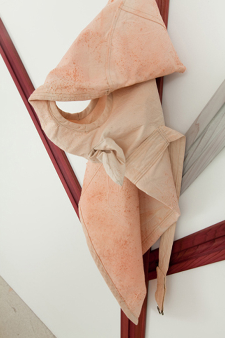 GRAB A ROOT AND GROWL   Possession (detail), 2009