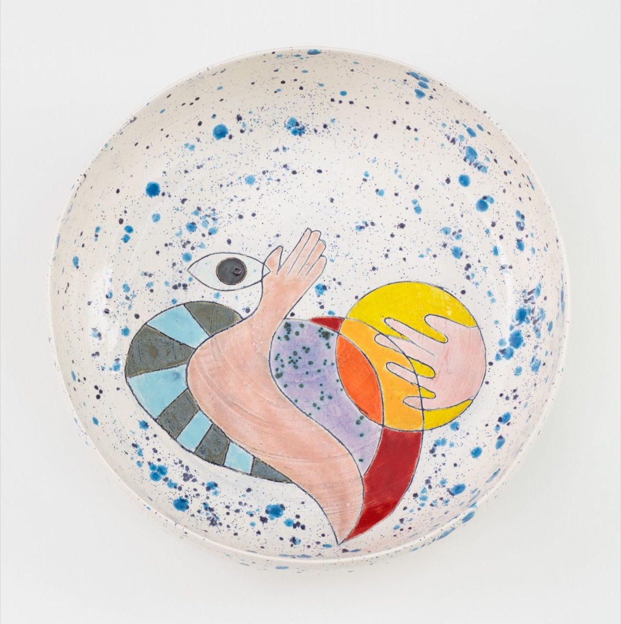 Bruce M. Sherman | Large Bowl (White), 2016