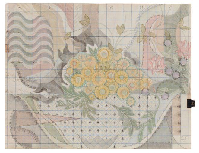 Louise Despont | Yellow Arrangement, 2017