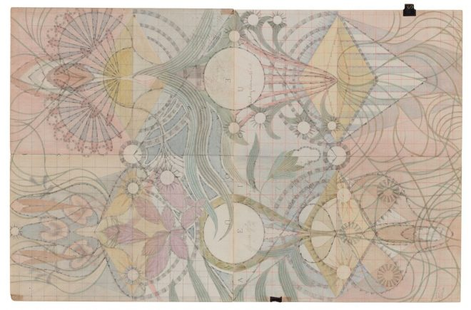 Louise Despont | Moon Flowers, 2017