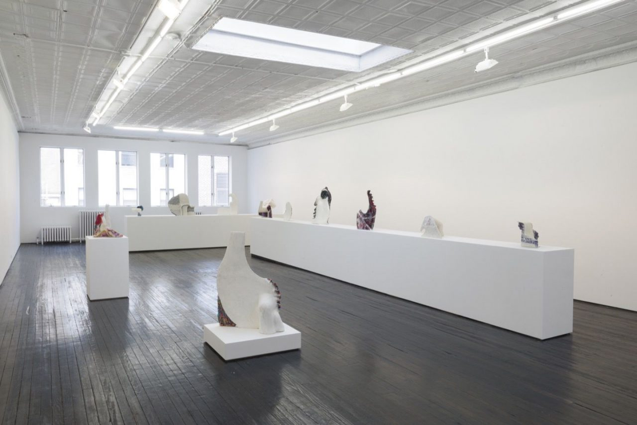 Jennifer Paige Cohen | Installation view of Feels Like Telepathy, 2014