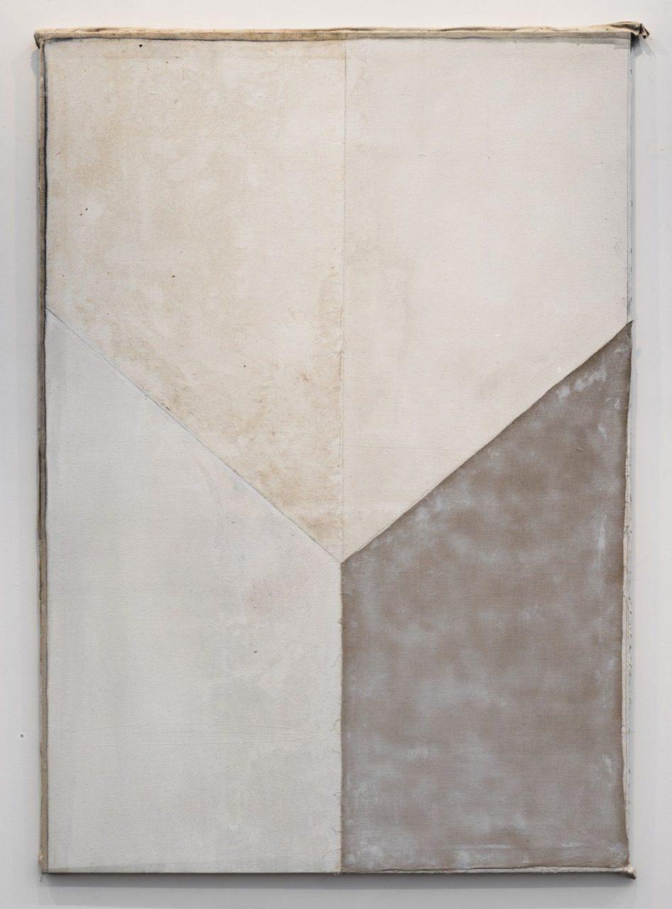 Jim Lee | Untitled (Cream Tone #9), 2015