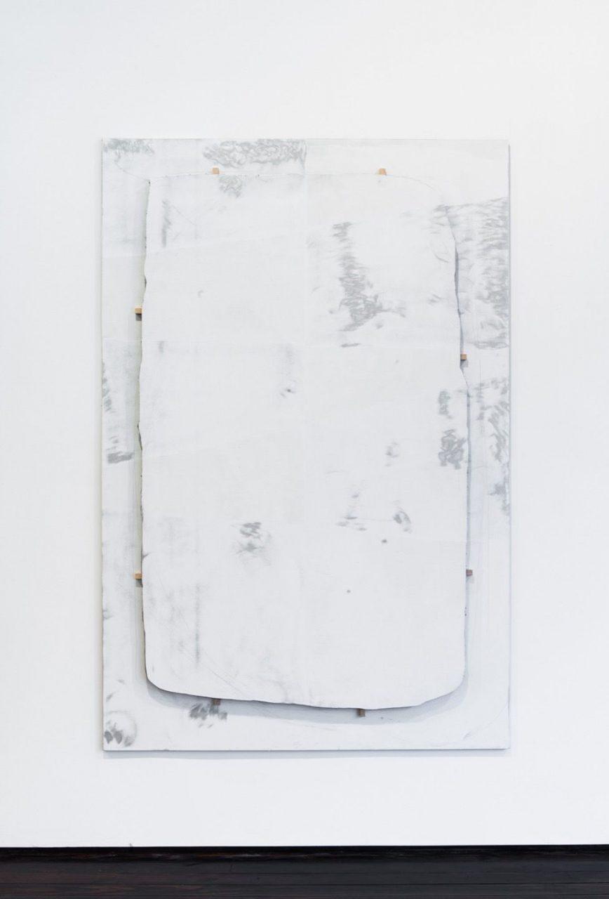 Jim Lee | Untitled (Cut White), 2013
