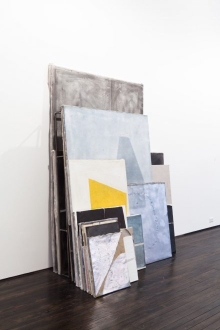 Jim Lee | Installation view, Please Be Clean When You Do It, 2013