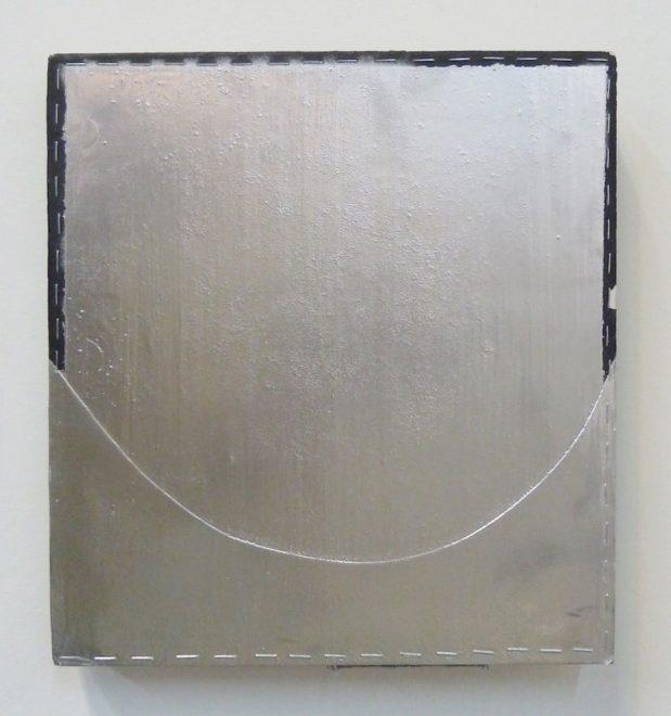 Jim Lee | Untitled (Black Gallow Chrome), 2012
