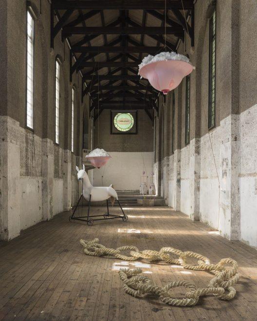 Jonathan Baldock | Installation view, There's No Place Like Home, CGP, London, 2017