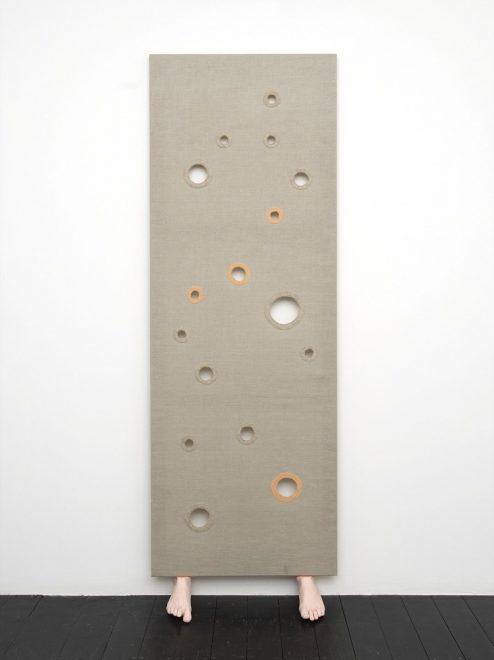 Jonathan Baldock | Installation view, SUCKERZ, l'étrangère, London, 2015