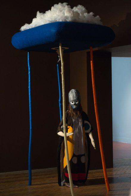 Jonathan Baldock | The Soft Machine, 2014,  Installation view, Chapter Gallery, Cardiff, UK