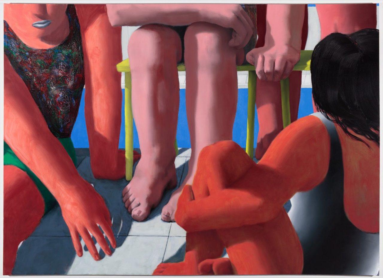 Jordan Kasey | Poolside, 2017