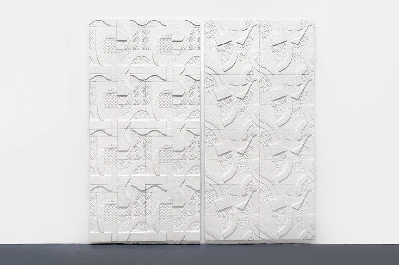 Ruby Sky Stiler | Installation view, Sun Breaker, Locust Projects, Miami, 2015
