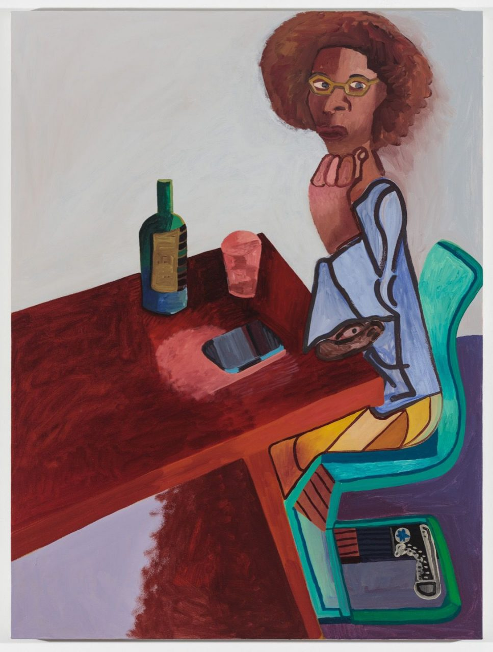 Alex Bradley Cohen | La Keisha Leek, 2017