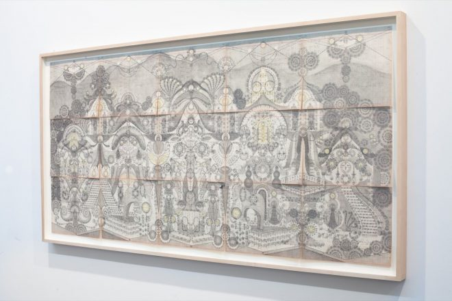 Louise Despont | The Feast (framed), 2012