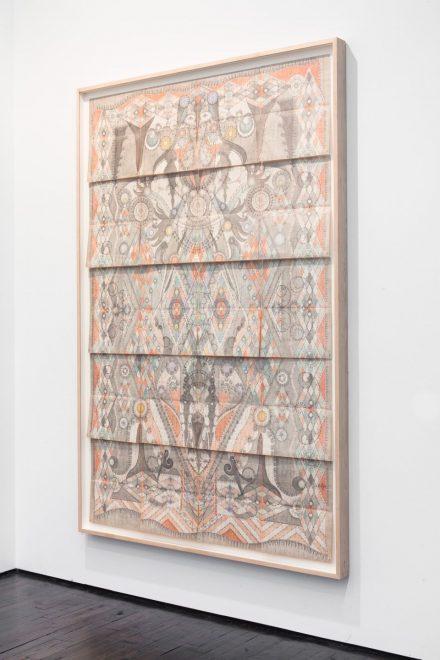 Louise Despont | Sandglass (framed), 2012