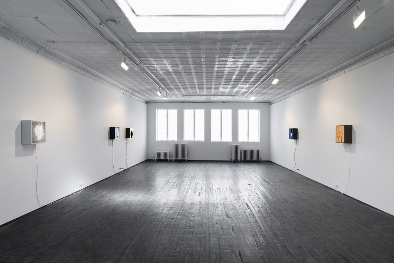 Out-Of-Place Artifacts | Installation view, Out-Of-Place Artifacts, 2015