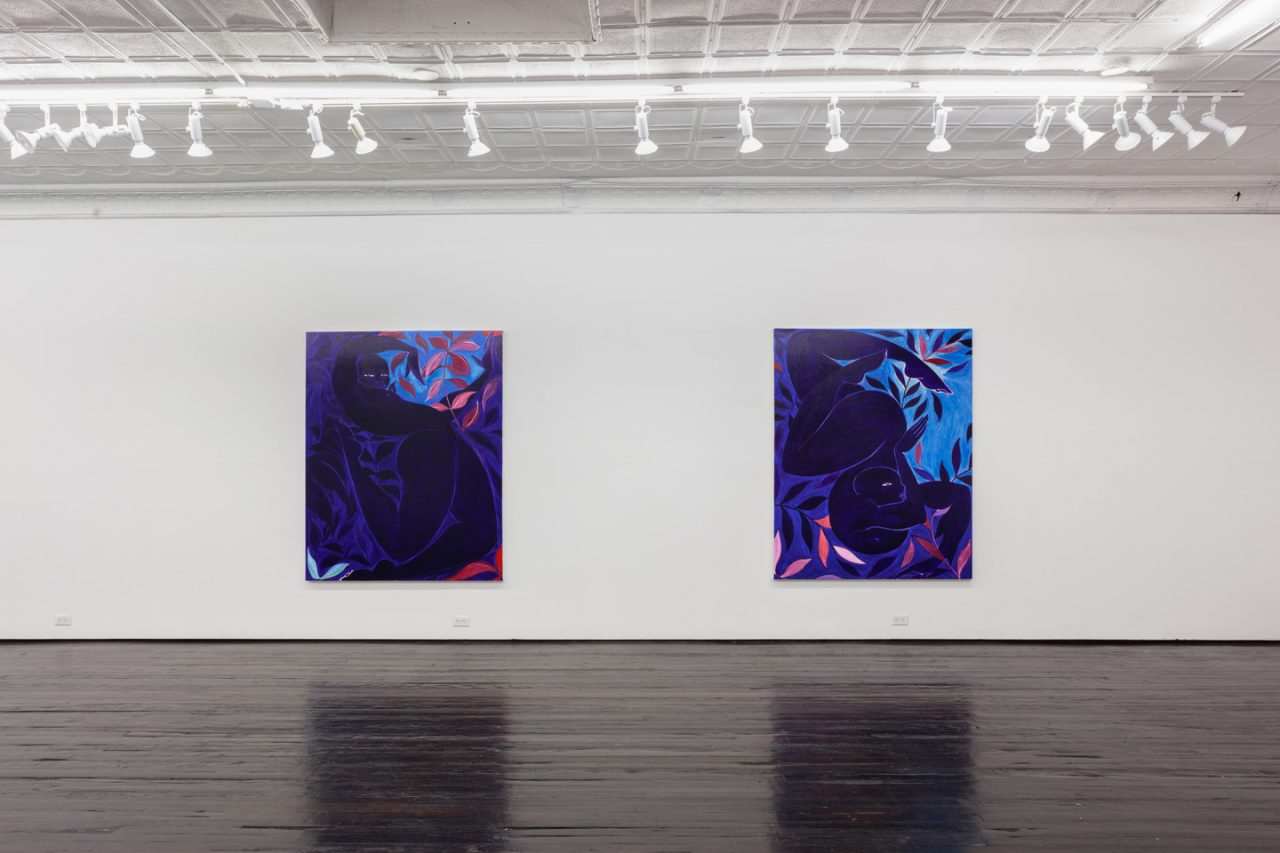 Flash of the Spirit | Installation view of <i>Flash of the Spirit</i>, 2017