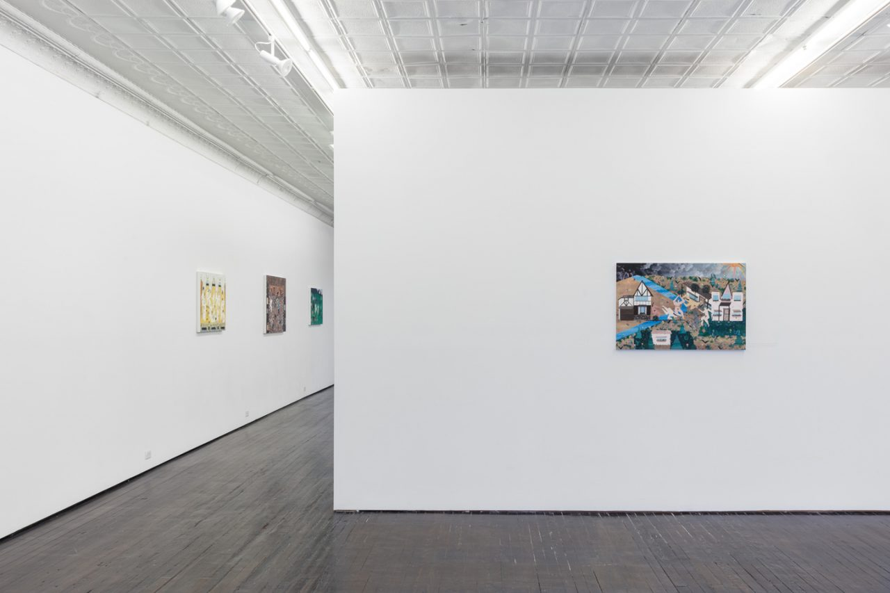 Fountainhead | Installation view of <i>Fountainhead</i>, 2018