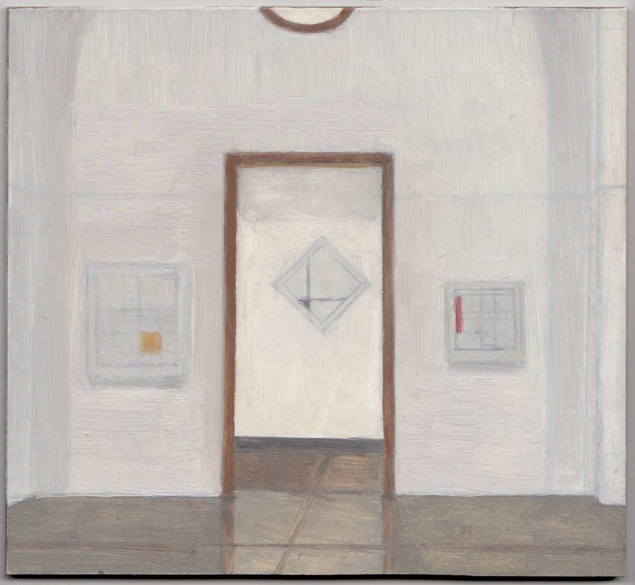 Eleanor Ray | Mondrian Room, 2016
