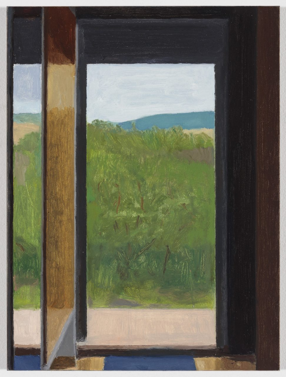 Eleanor Ray | July Doorway, 2016
