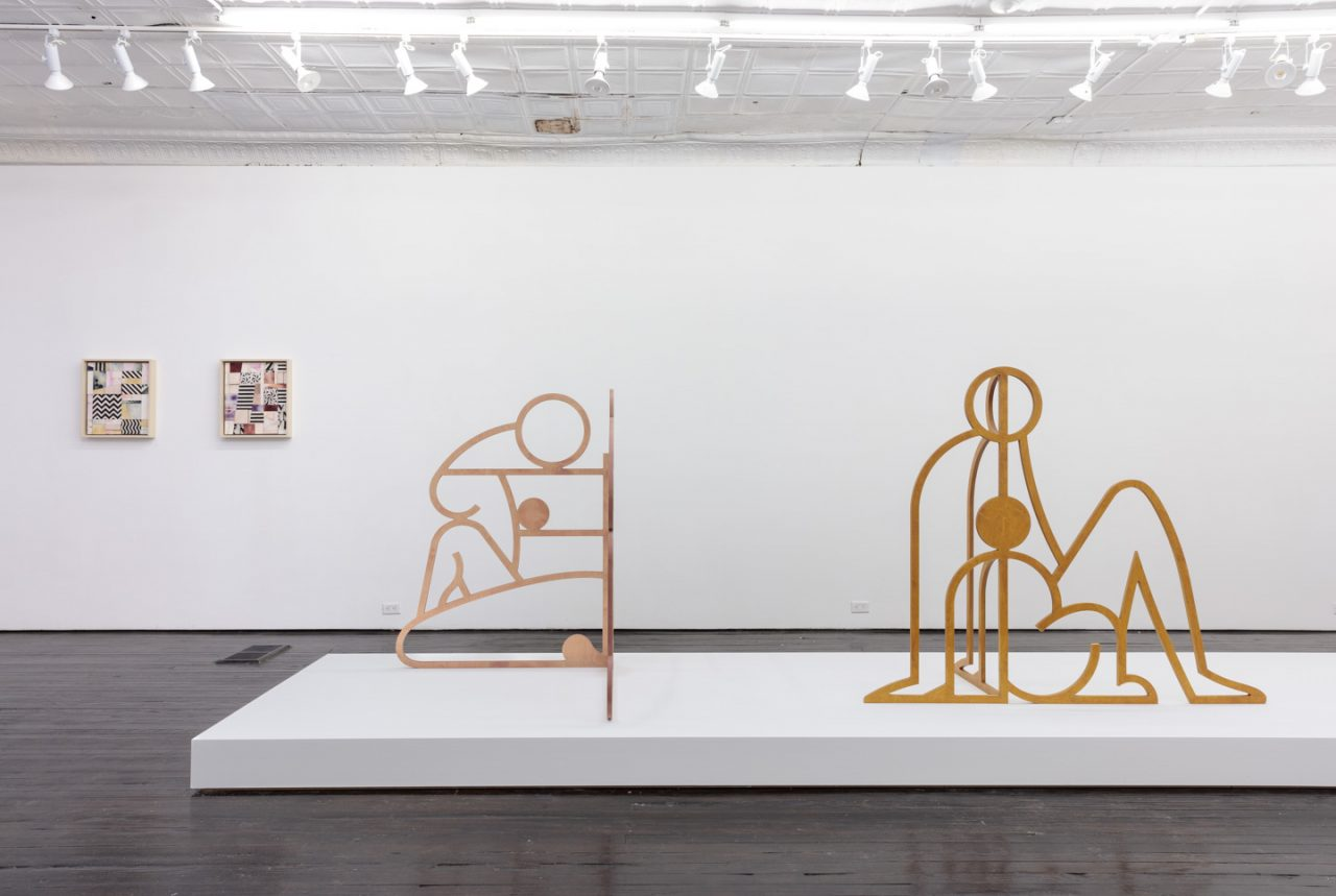 Fathers | Installation view, Fathers, 2018