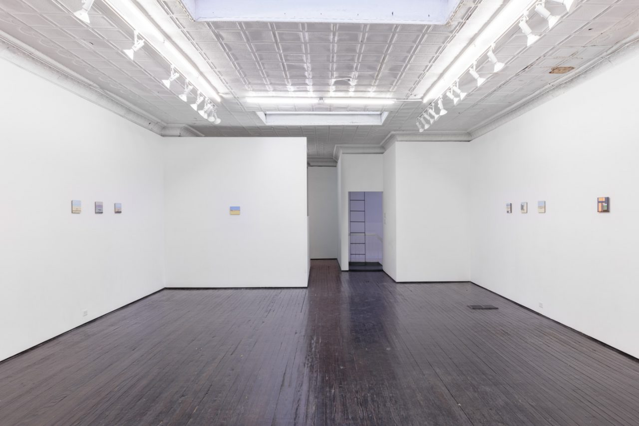Eleanor Ray | Installation view, Eleanor Ray, 2019