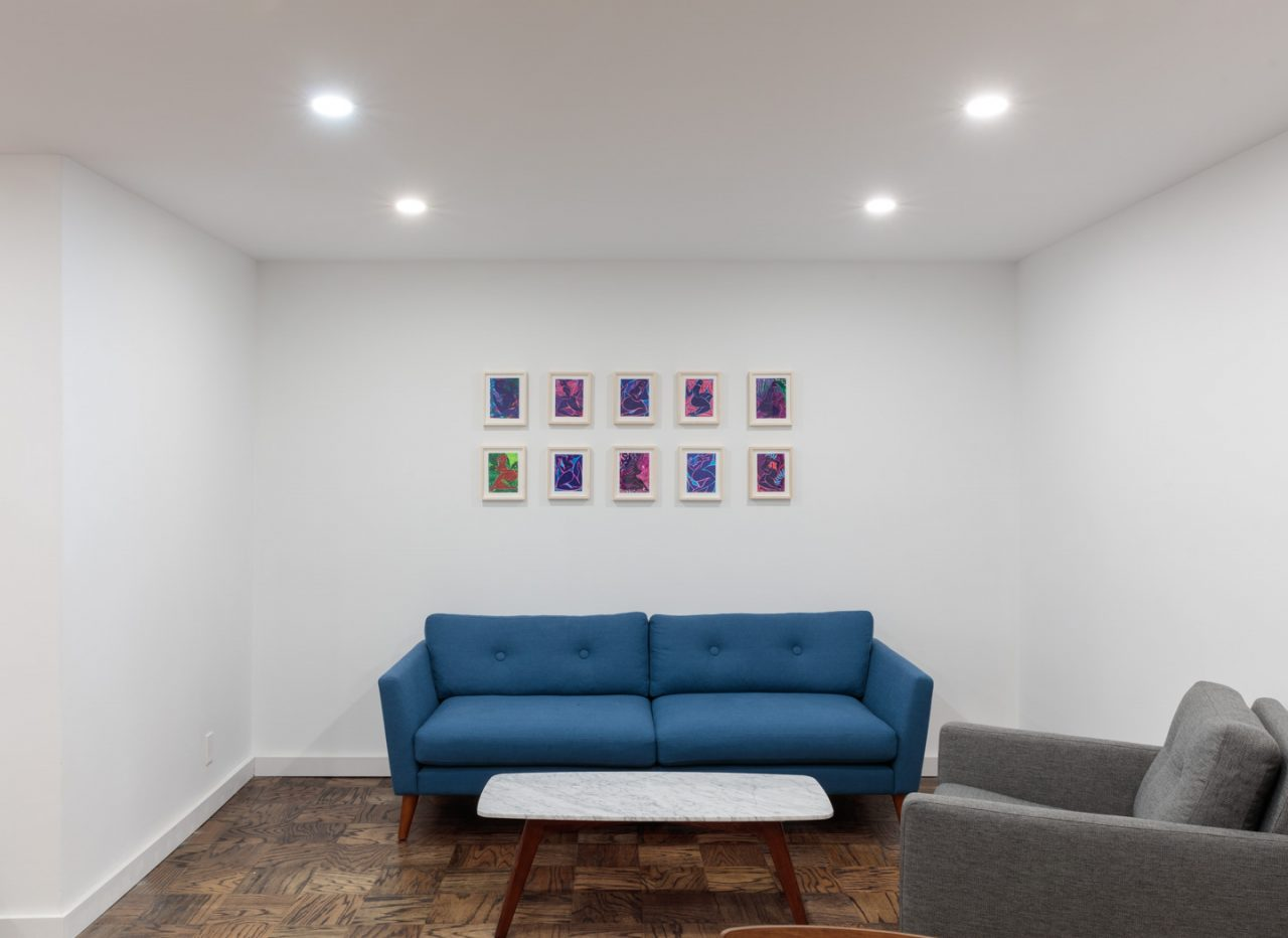 Works on Paper   Installation view, Works on Paper, 2018