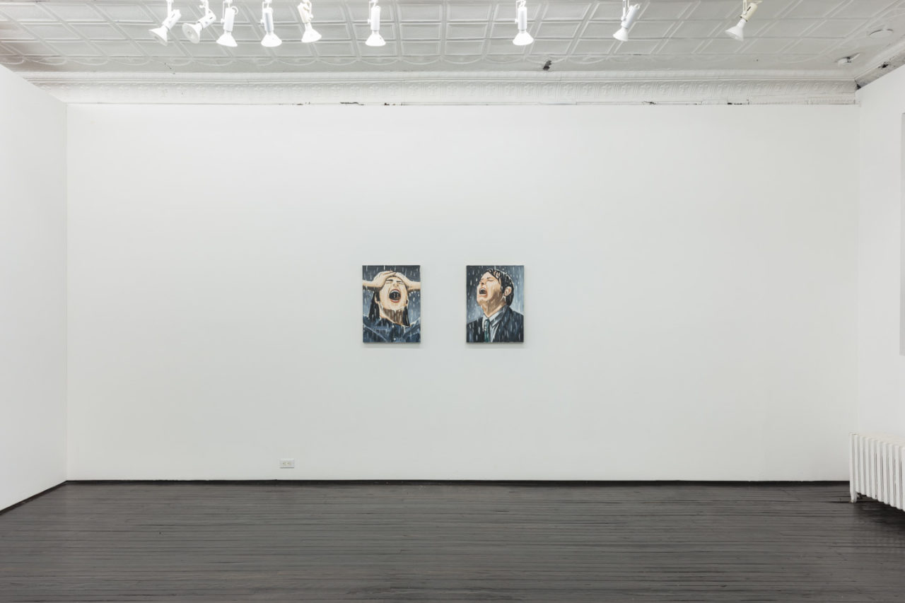 High Anxiety | Installation view, Richard Bosman, <i>High Anxiety</i>, 2019