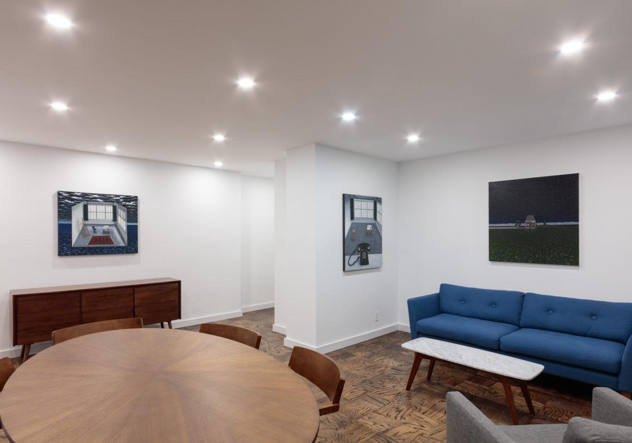Diary | Installation view, <i>Diary</i>, Third Floor, 2019