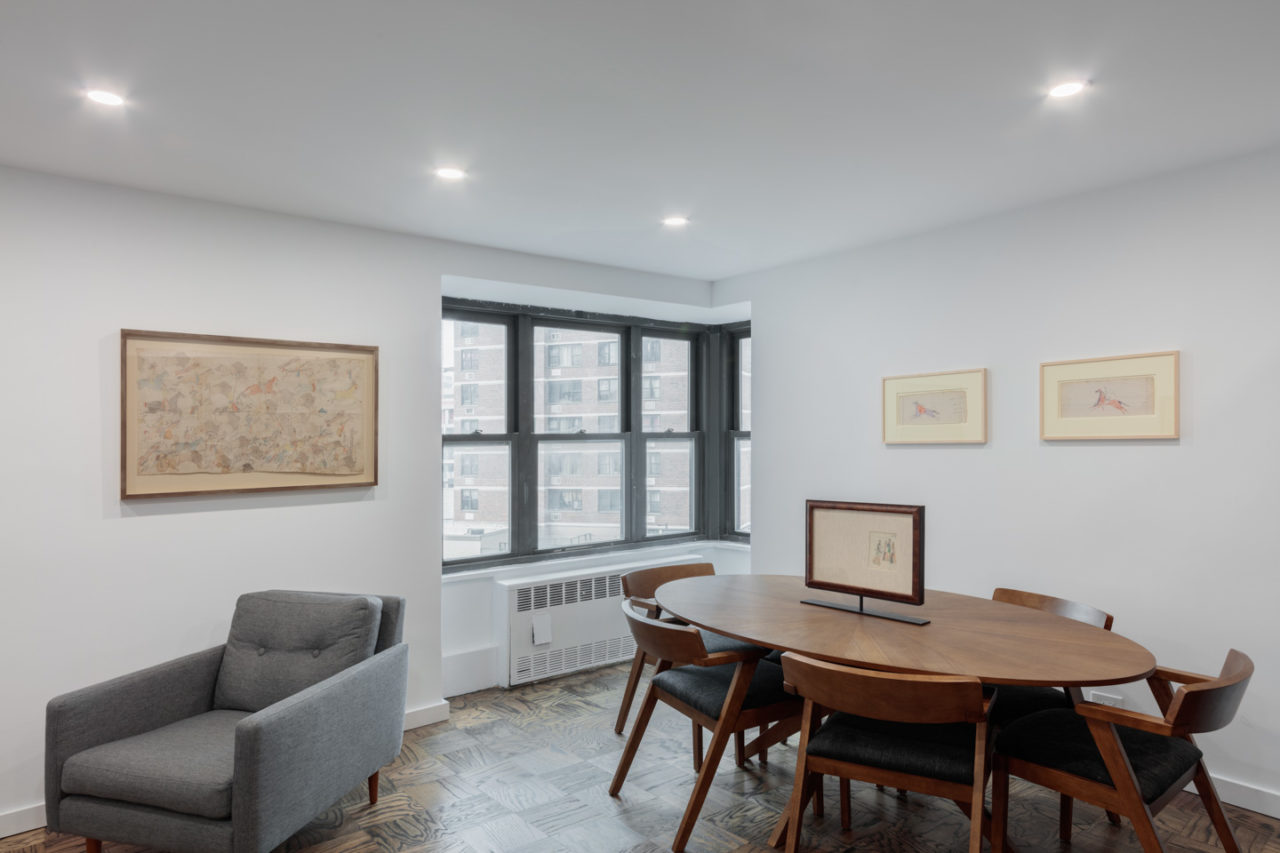 Sometimes Dreams are Wiser than Waking | Installation view, <i>Sometimes Dreams are Wiser than Waking: Plains Ledger Drawings 1865-1910</i>, Third Floor, 2019