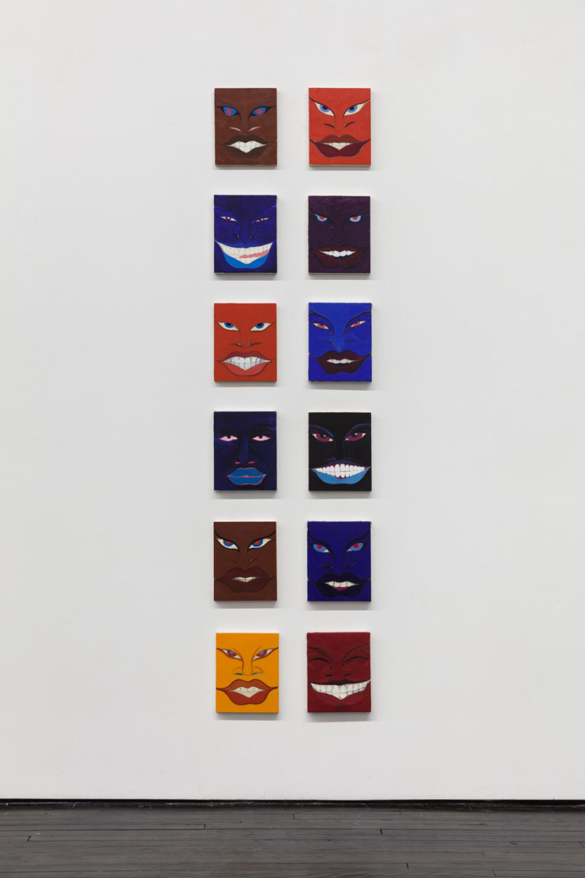 Patterns & Rituals | Installation view, Tunji Adeniyi-Jones, <i>Patterns & Rituals</i>, 2019