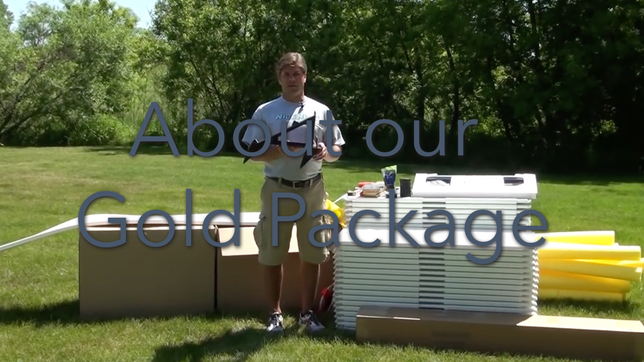 Video Explaining About the Gold Package by NiceRink