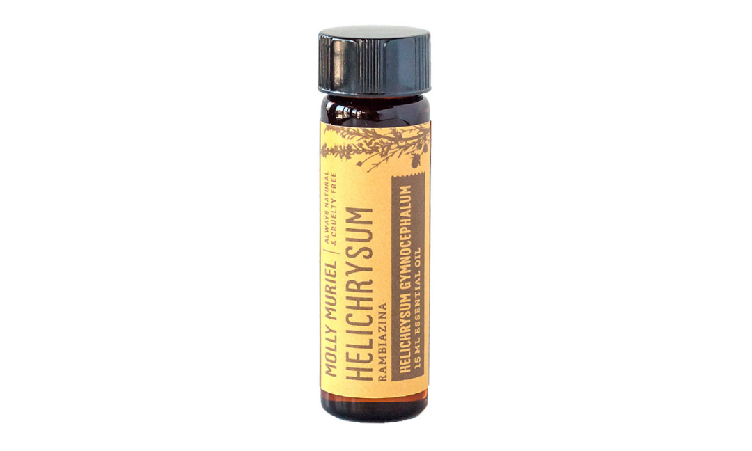 Helichrysum Rambiazina (Pure Essential Oil)