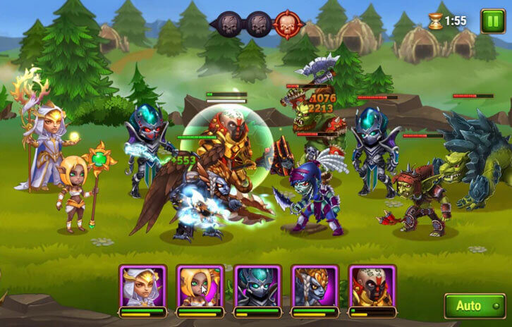The Best Heroes in Hero Wars Article - Apps To Play