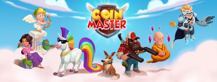 Find Games Like Coin Master on FindGamesLike!