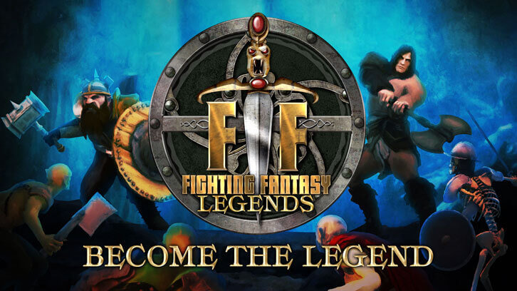 Asmodee Digital to Publish Nomad Games' Fighting Fantasy Legends
