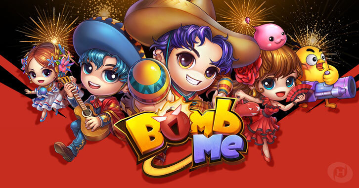 Aim and Shoot - Bomb Me is Officially Released on 17th May