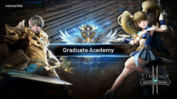 Lineage 2: Revolution's August Update Introduces the Academy Clan