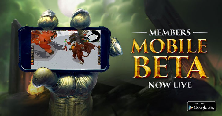The Biggest Ever RuneFest Heralds the Launch of RuneScape Mobile's Members Beta