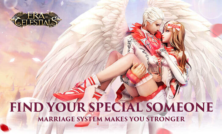 Love is in the Air! Era of Celestials Introduces New Marriage System