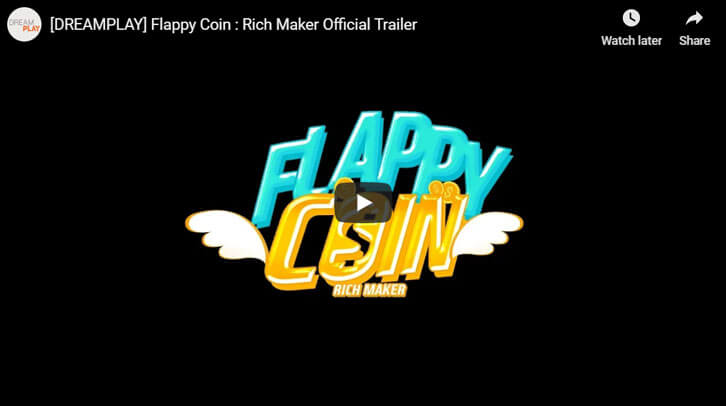 Flappy Coin: Rich Maker Official Trailer