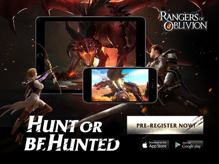 January About to Get Hairy with Monster-Hunting MMORPG, Ranger of Oblivion!