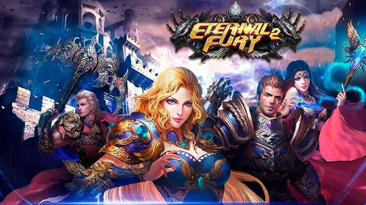 Eternal Fury 2 is Officially Launching on IOS and Android Now!