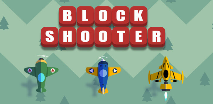 Hyper-Casual Game, Block Shooter! is Total Madness!
