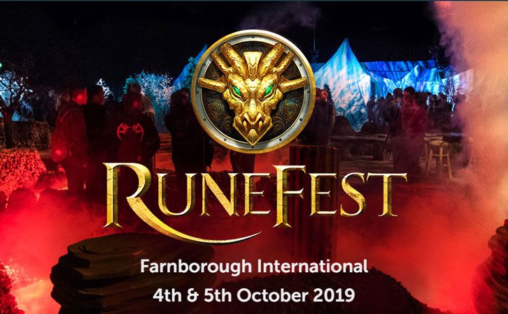 Runefest Confirmed for October! Tickets Now on Sale for Runescape's Annual Community Celebration