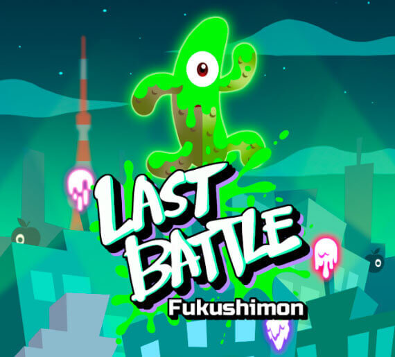 The Fukushima Disaster Inspires the Game, Last Battle