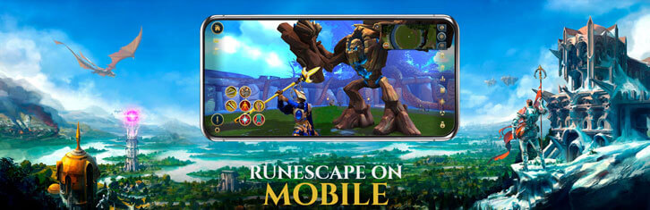 RuneScape Mobile Early Access Launches Today!