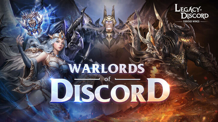 Legacy of Discord Releases Brand New 1-vs-1 PvP Mode