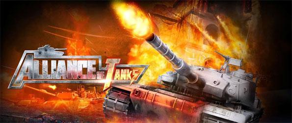 Alliance of Tanks - Enjoy epic tank battles in this amazing blend of turn-based combat with collectible card game, Alliance of Tanks!