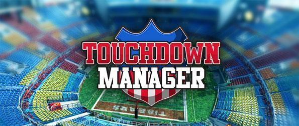 Touchdown Manager - Manage your own American football team in Touchdown Manager.