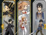 Adjusting your party in Sword Art Online: Memory Fragment